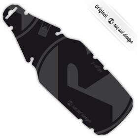 Riesel Design rit:ze L Schutzblech Hinten schwarz/grau